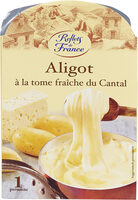 Aligot à la tome fraîche du Cantal - Product - fr