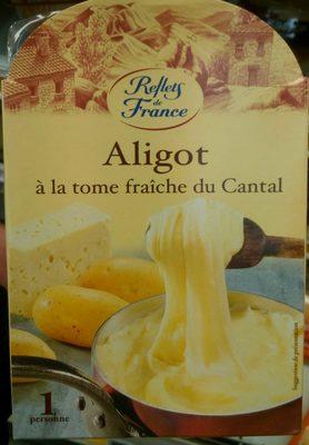 Aligot à la tome fraîche du Cantal - Produit - fr