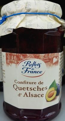 Confiture de quetsches d'Alsace - Produit - fr