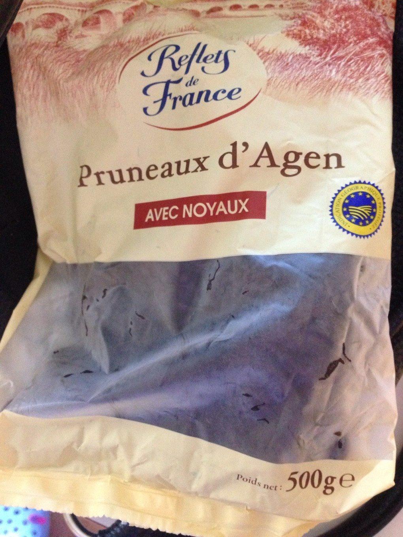 St 500G Pruneau Agen 44 / 55 Reflets De France - Informations nutritionnelles - fr
