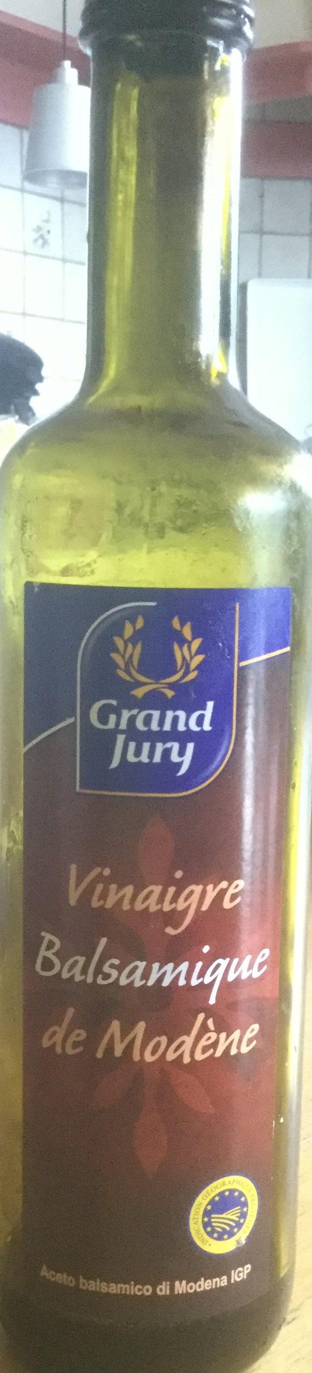 50CL Vinaigre Balsamique Grand Jury - Product