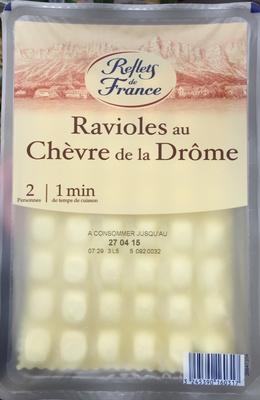 Ravioles au Chèvre de la Drôme - Produit - fr