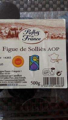 Figues de Solliès A.O.P. - Product