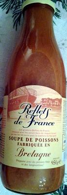 Soupe de Poissons - Product