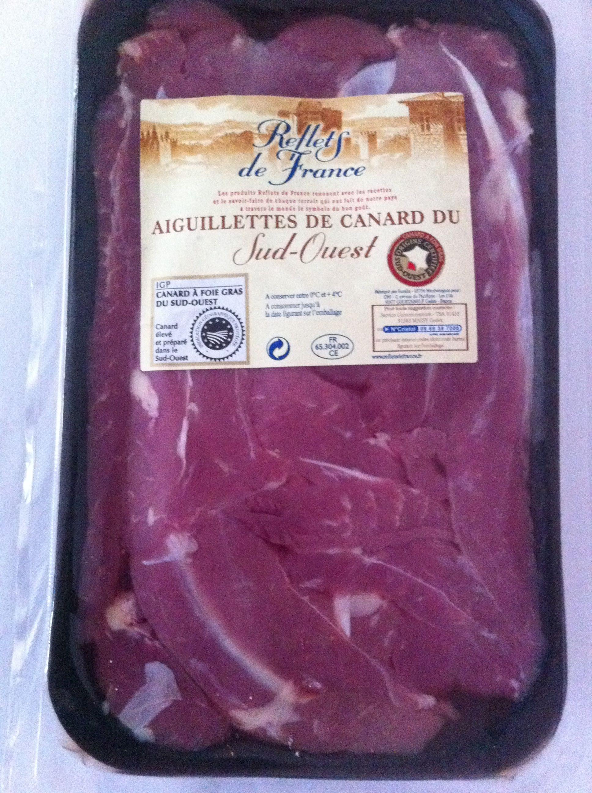 Aiguillettes de Canard du Sud-Ouest - Product - fr