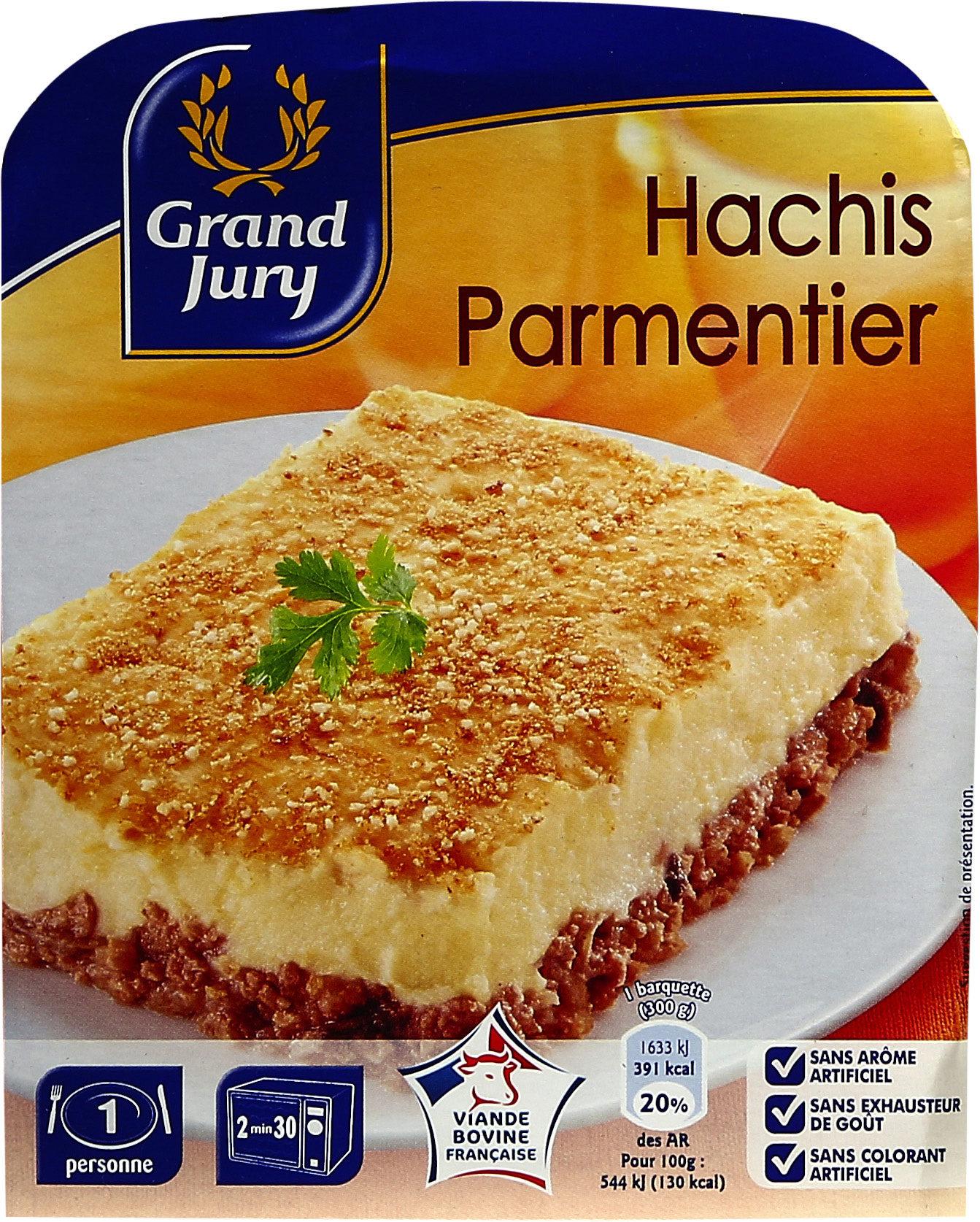 Hachis parmentier - 300 g - grand jury - Produit