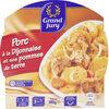 Porc à la Dijonnaise et ses pommes de terre - Product
