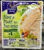 Blanc de Poulet aux Fines Herbes - Product