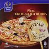 Pizza cuite au feu de bois Royale - Prodotto
