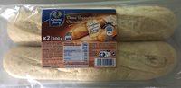 Demi Baguettes Précuites - Product - fr