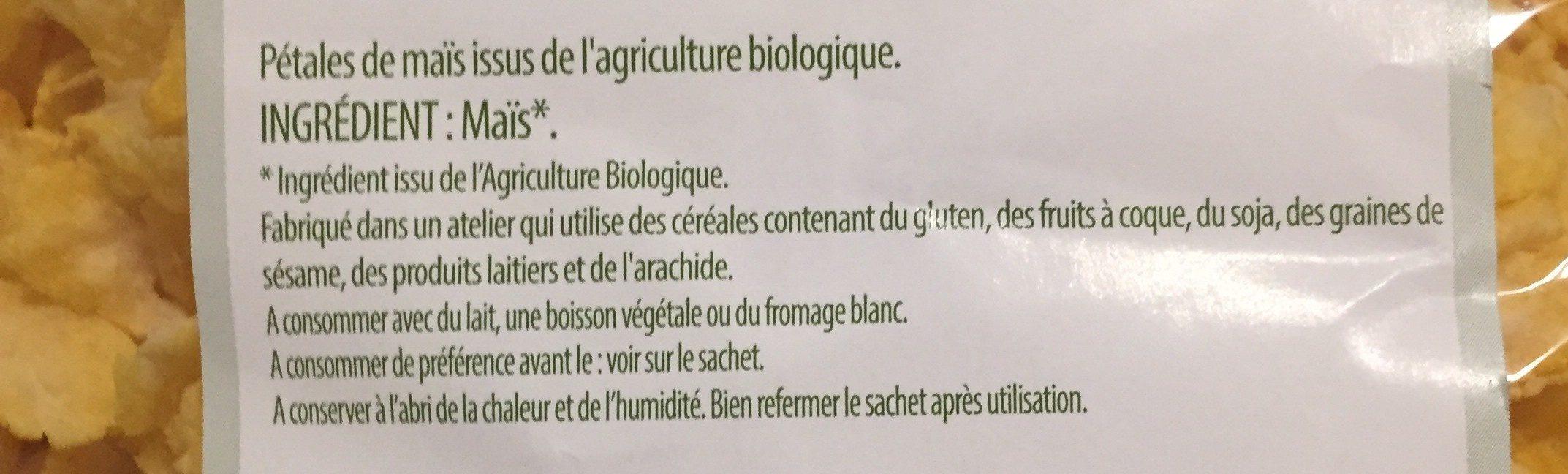 Demi Baguettes Précuites - Ingrediënten - fr