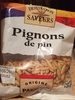 Pignons de Pin - Product