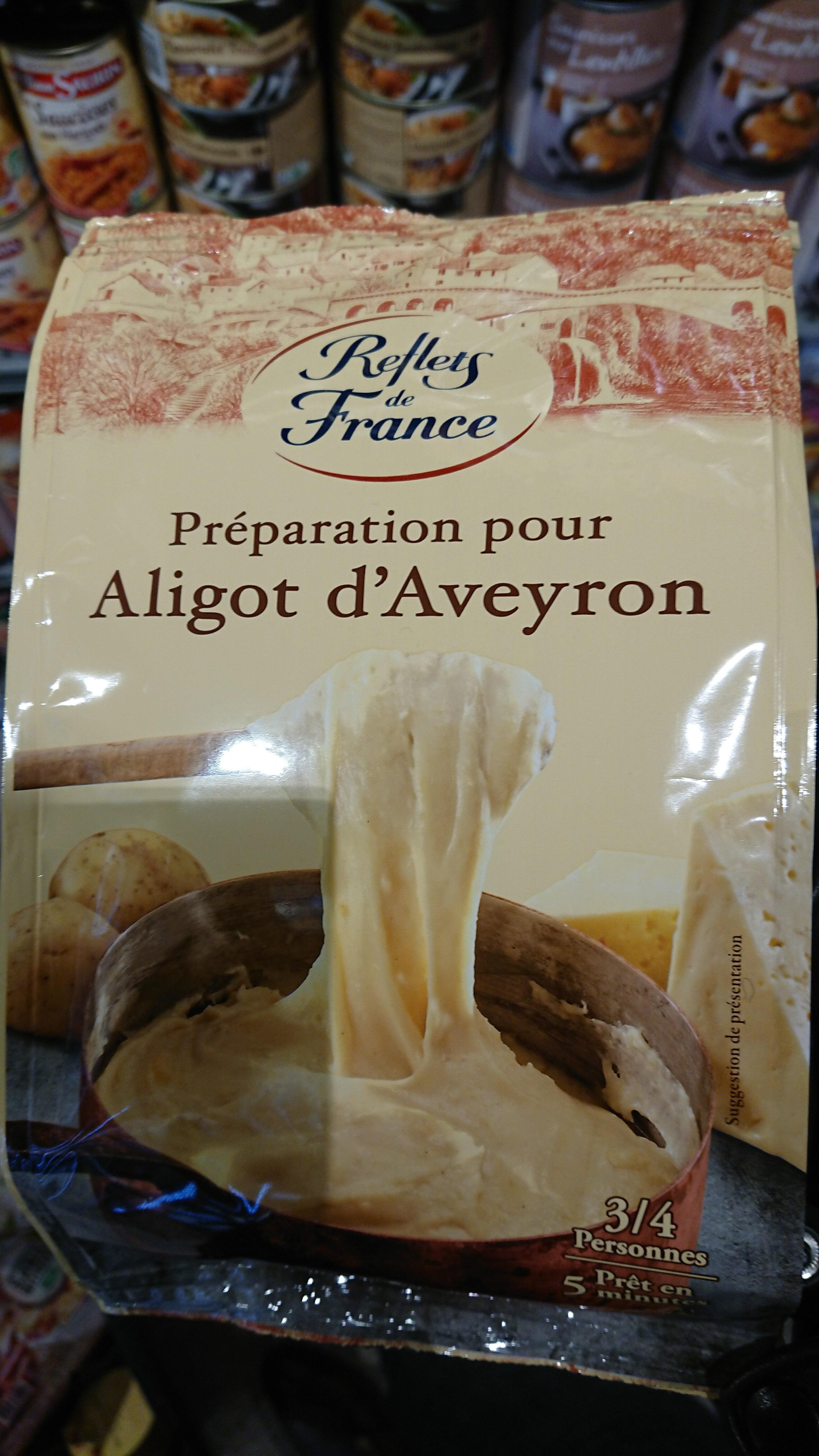 185G Aligot D'aveyron Reflets De France - Produit - fr
