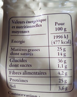185G Aligot D'aveyron Reflets De France - Informations nutritionnelles - fr