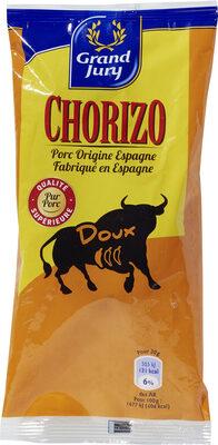 Chorizo doux - Produit - fr