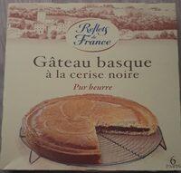 Gâteau Basque à la cerise noire - Produit - fr