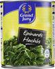 Bte 4 / 4 Epinard Hache Grand Jury - Product
