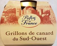 Grillons de canard du Sud-Ouest - Product - fr