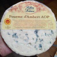 Fourme d'Ambert AOP - Product - fr
