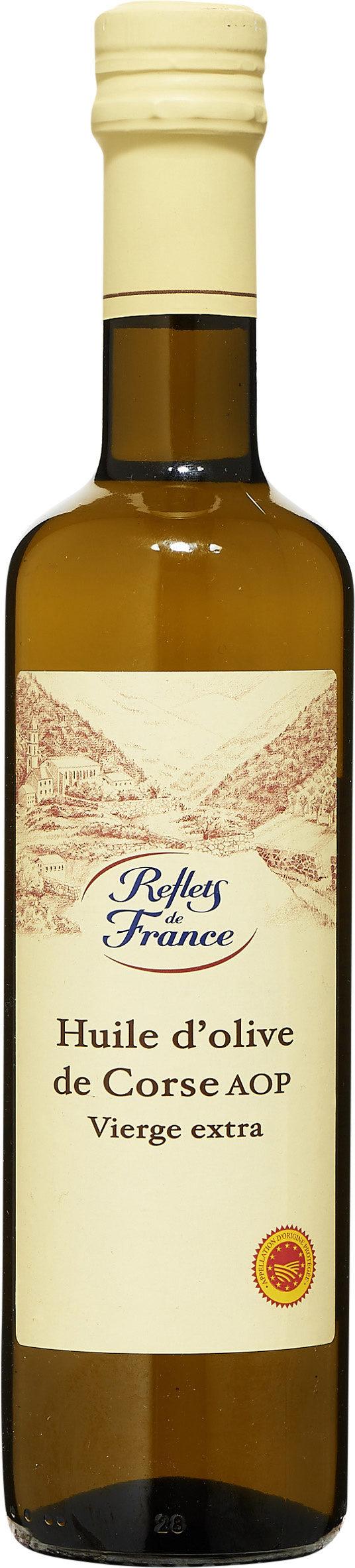 Huile d' olive de Provence AOC - Produit - fr