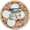 Pizza lardons fumes chevre - Product