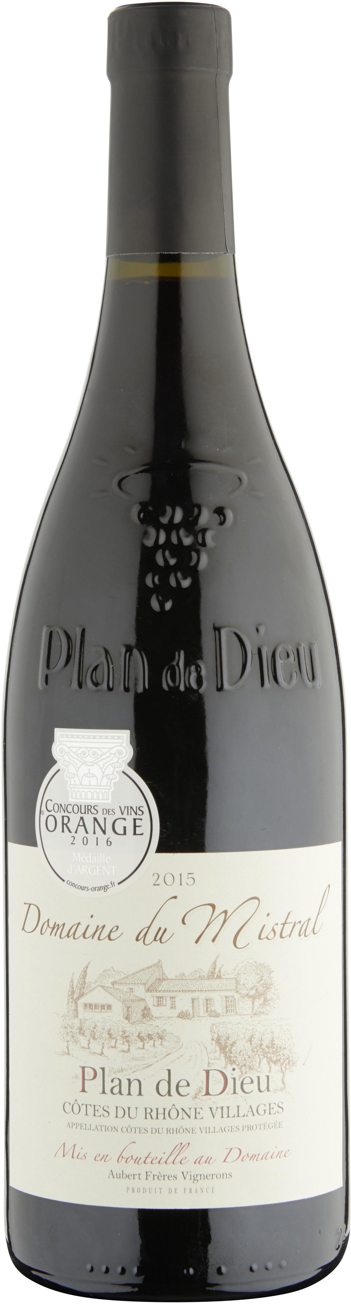Plan de Dieu 2011 - Prodotto - fr