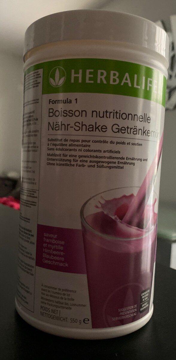 Herbalife nutritions - Product - fr