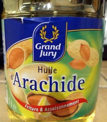 Blle 1L Huile D'arachide Grand Jury - Prodotto - fr