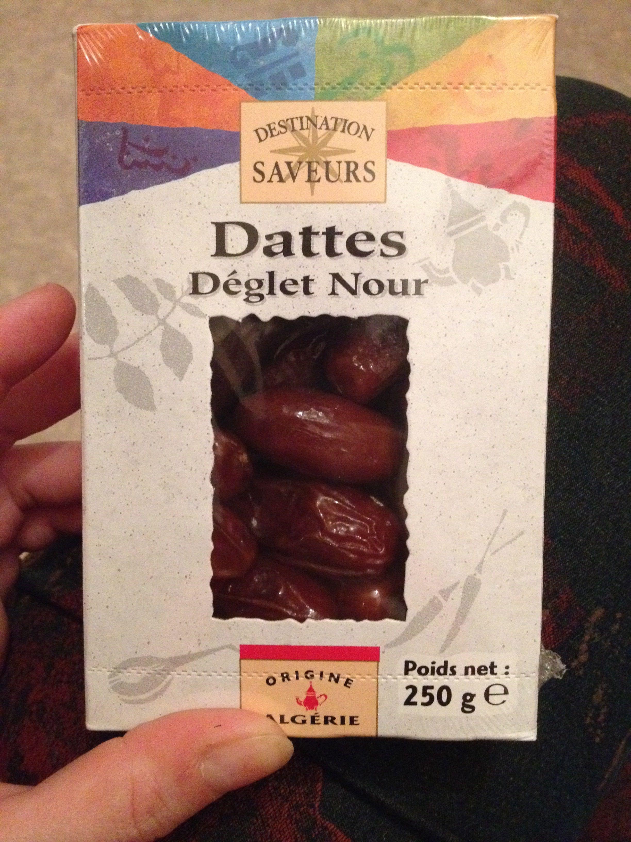 Dattes Deglet Nour - Product