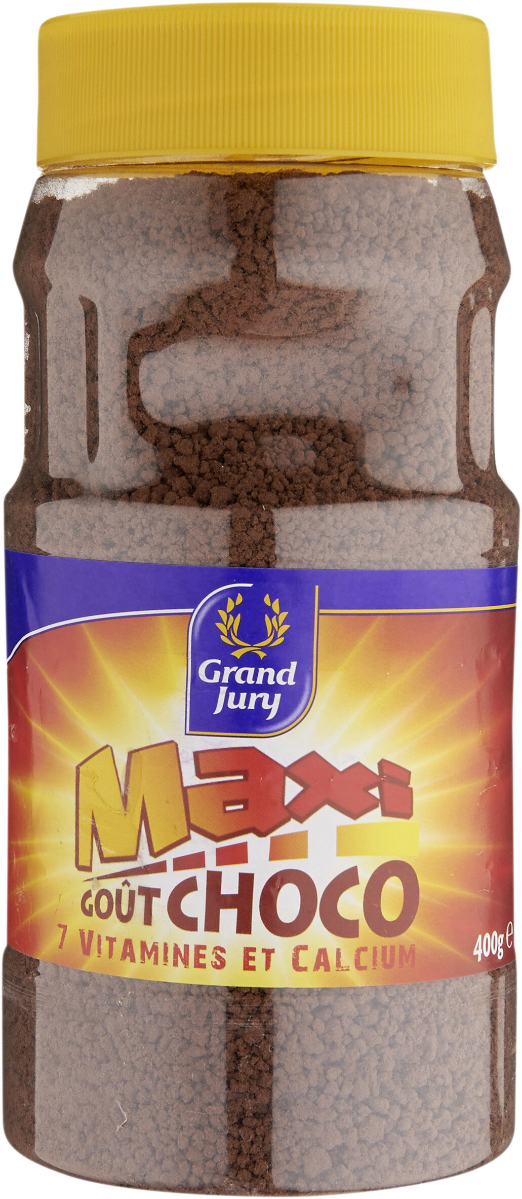 X'trem goût choco - Produit - fr