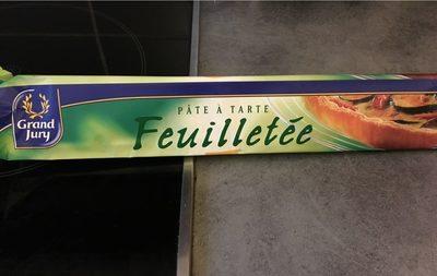 Pate Feuilletee Deroulee Perlor - Product - fr