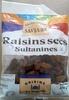 Raisins secs sultanines -