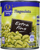 Flageolets extra fins - Product