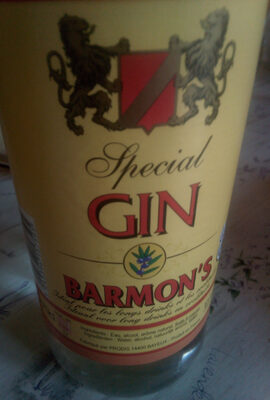 gin barmon's - Product