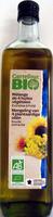 Mélange de 4 huiles végétales Extraites à froid bio Carrefour - Product