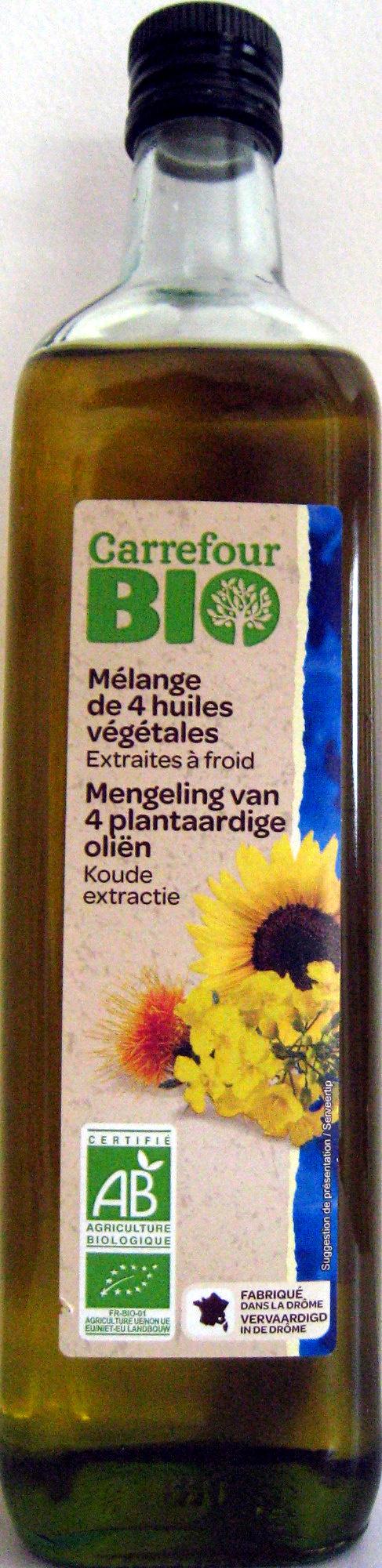 huile colza bio carrefour