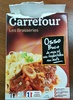 Osso Bucco Les Brasseries - Product