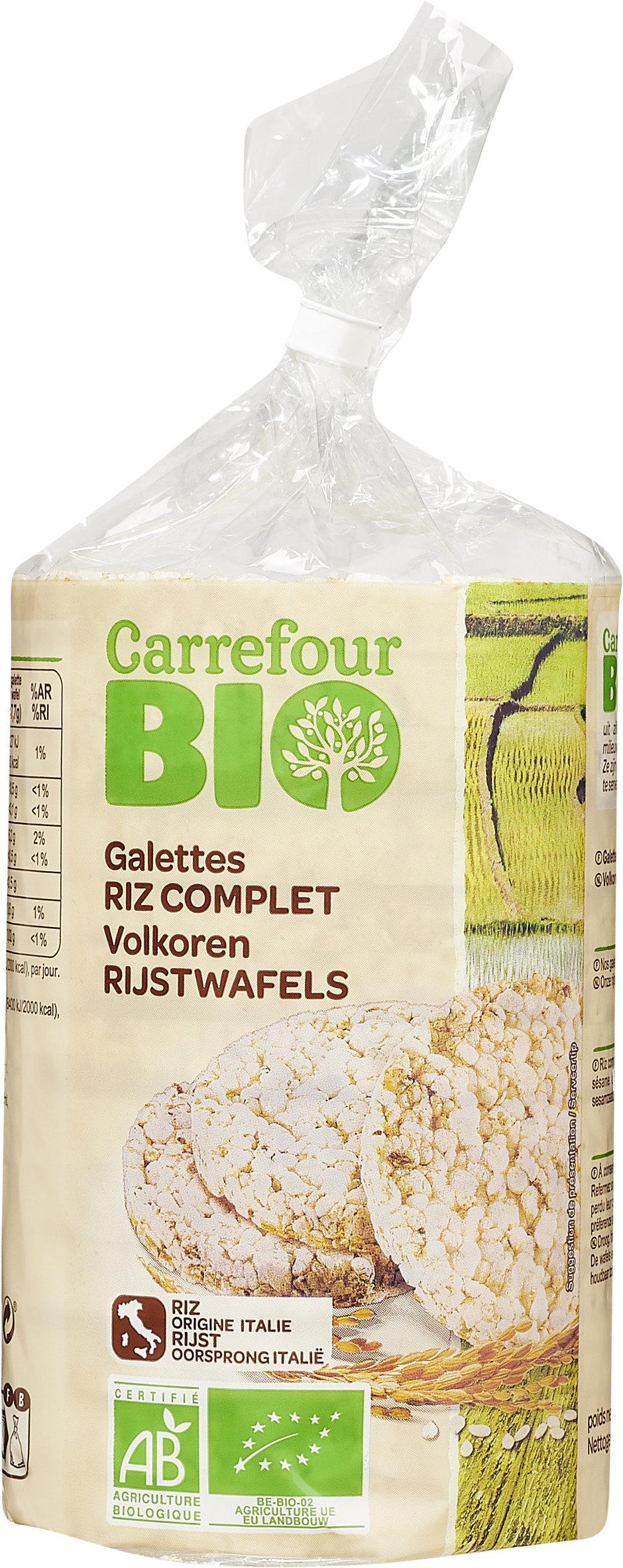 Galette de riz complet - Produit