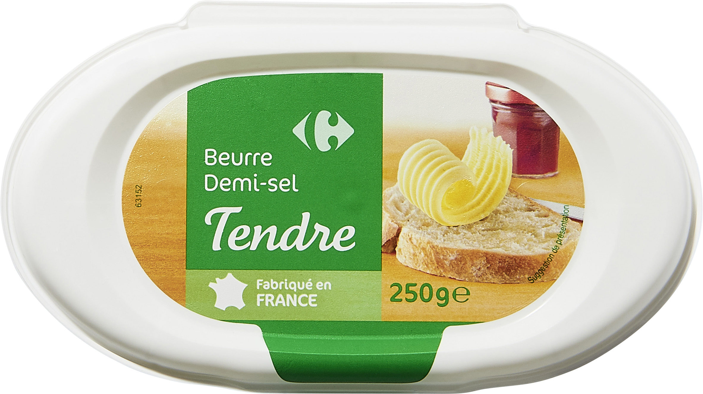 Beurre Demi-selTendre - Product - fr