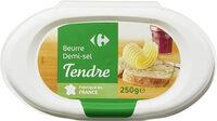 Beurre Demi-sel Tendre - Produit - fr