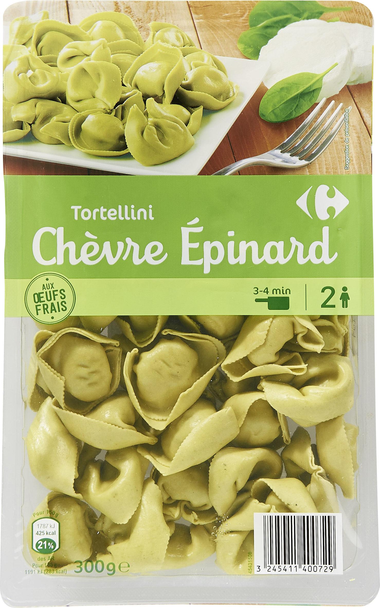 Tortellini Chèvre Épinard - Product