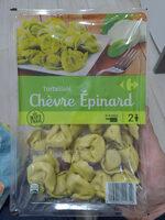 Tortellini Chèvre Épinard - Product - fr