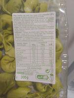 Tortellini Chèvre Épinard - Instruction de recyclage et/ou informations d'emballage - fr
