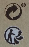 Purée de pommes à la vanille - Instruction de recyclage et/ou information d'emballage - fr