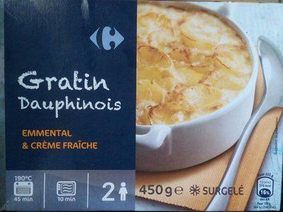 Gratin Dauphinois - Produit
