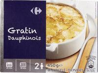 Gratin dauphinois emmental & crème fraîche - Product - fr