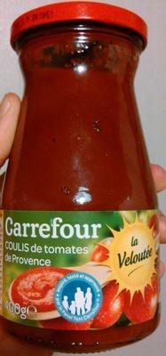 Coulis de tomates de Provence - Produit