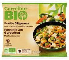 Poêlée 6 légumes - Produit - fr