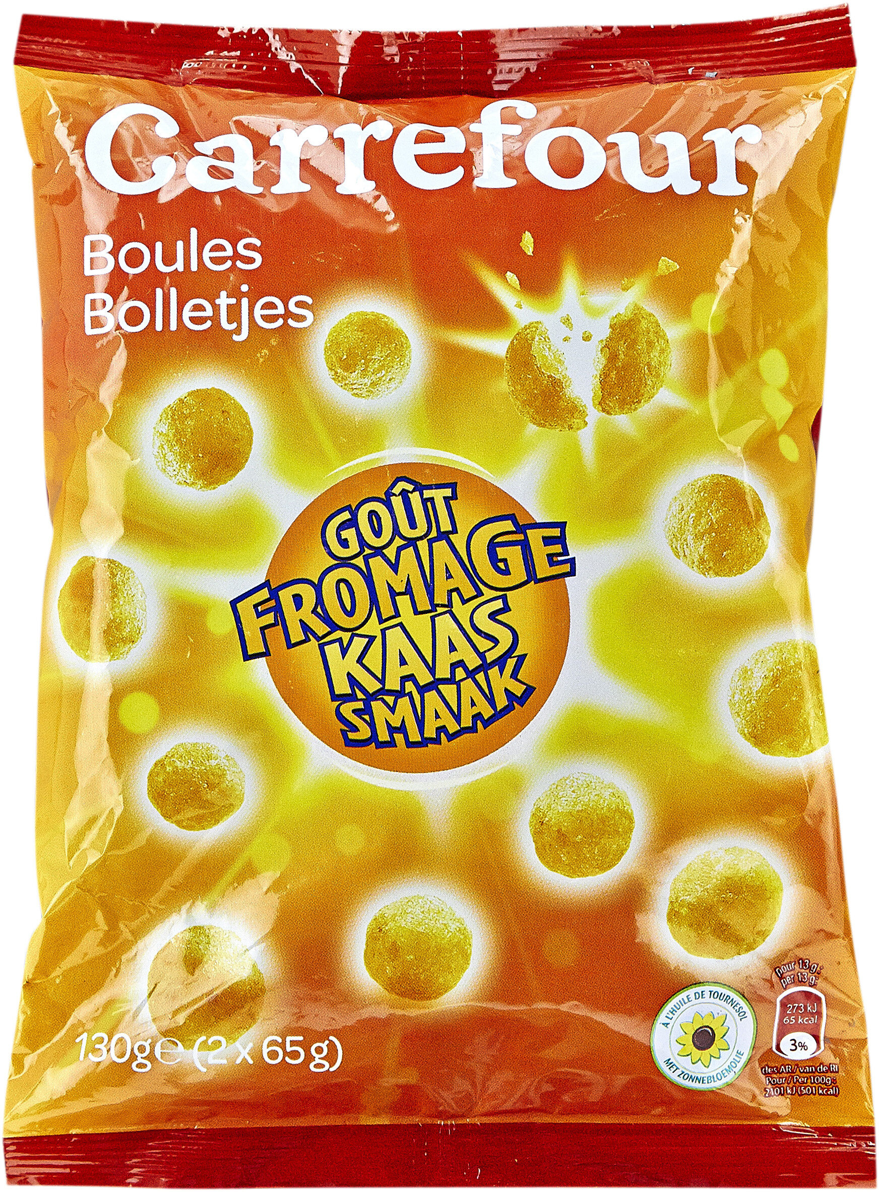 BALLZ goût fromage - Prodotto - fr