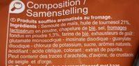 BALLZ goût fromage - Ingredienti - fr